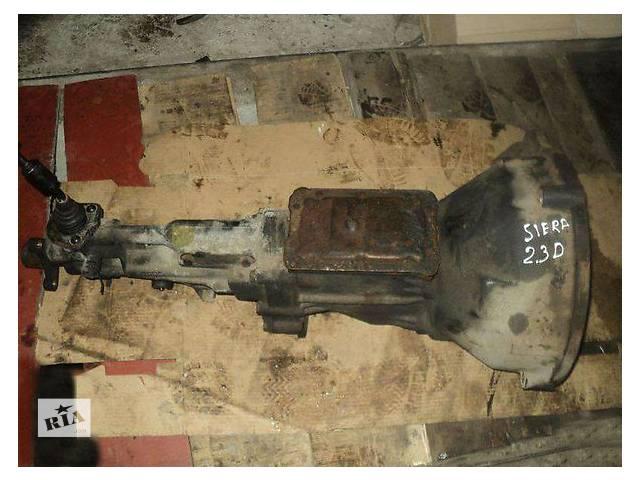 купить бу АКПП и КПП КПП Ford Sierra 2.3 D в Ужгороде