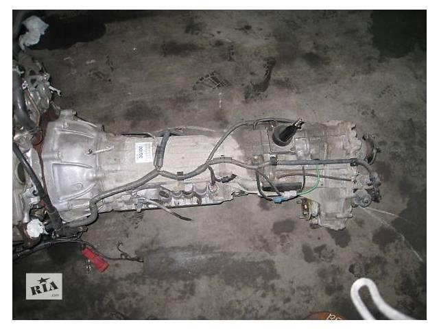 продам АКПП и КПП КПП Toyota 4runner 3.0 TD бу в Ужгороде