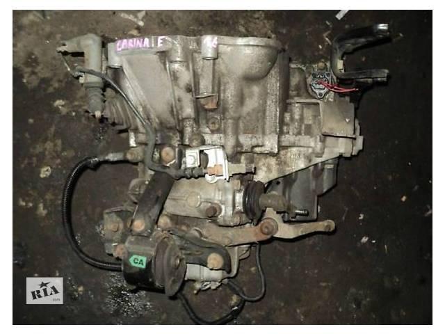 продам АКПП и КПП КПП Toyota Carina 1.6 бу в Ужгороде