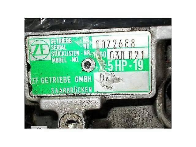 купить бу АКПП и КПП АКПП Легковой автомат AUTOMAT AUDI A8 A6 Passat 2.8 DRD 5HP в Жовкве
