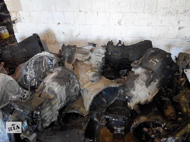 купить бу АКПП и КПП КПП Грузовики Mercedes Vito 638 639 в Звенигородке