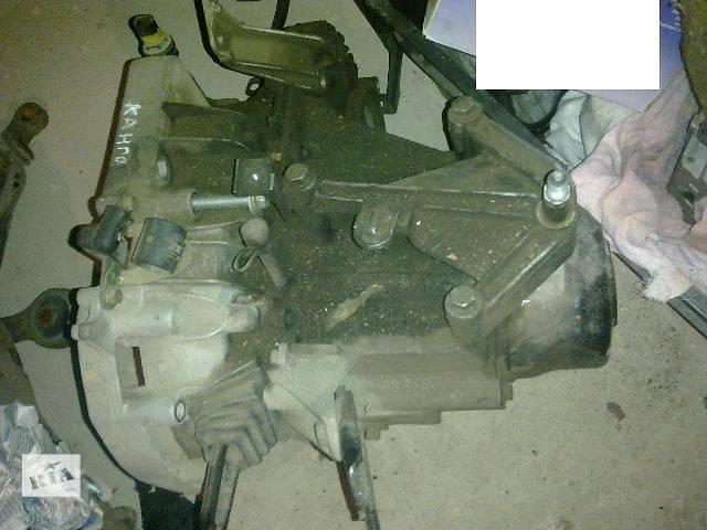 купить бу КПП Легковой Renault Kangoo пасс. 2004 в Ровно
