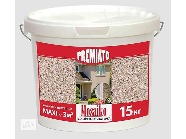 купить бу Акриловая мозаичная штукатурка из мраморной крошки для внутренних и наружных работ. в Житомире