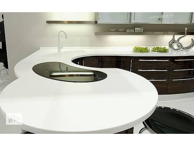Акриловую столешницу для кухни