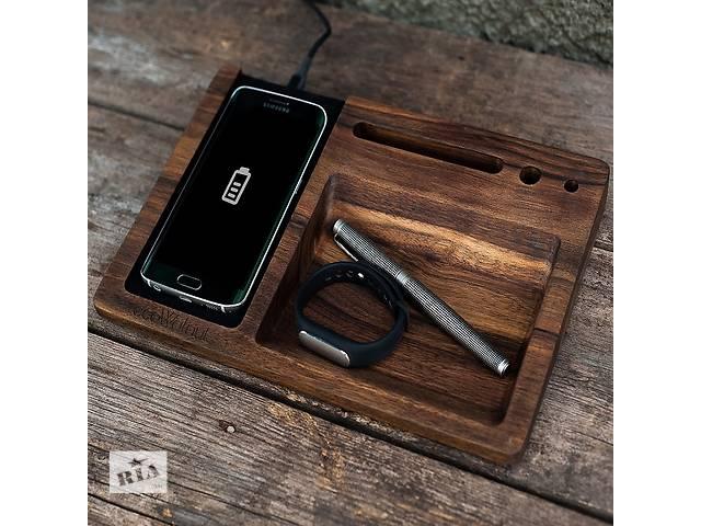 Аксессуар «Беспроводное зарядное устройство»- объявление о продаже  в Киеве