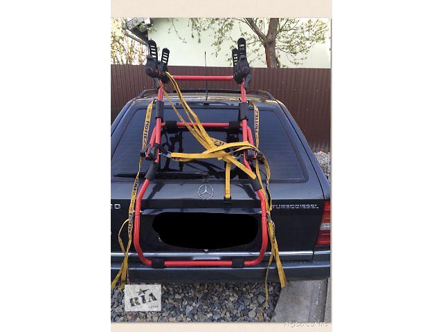 купить бу Аксессуары для велосипеда Велосипедные сумки, багажники б/у в Ивано-Франковске