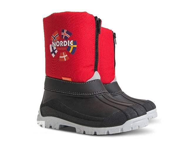 Распродажа дутики красные NEW NORDIC DEMAR- объявление о продаже  в Львове