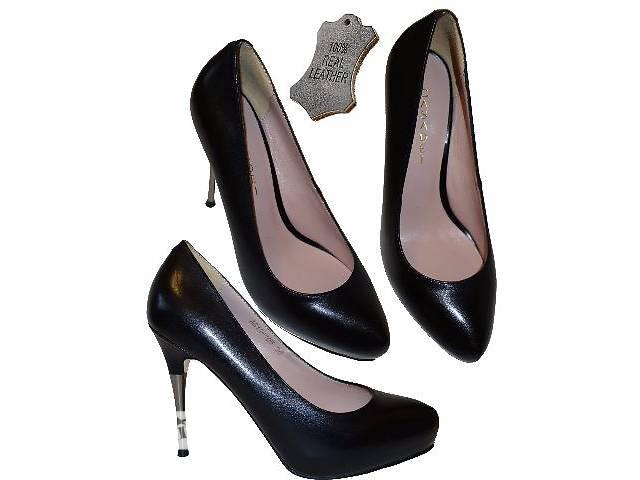 Акция! Туфли из итальянской кожи -20%- объявление о продаже  в Киеве
