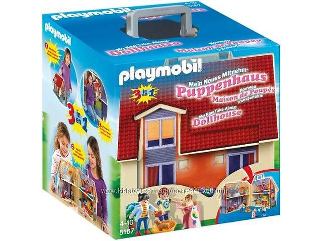 продам Акційна ціна на ляльковий будинок відомої німецької фірми playmobil бу в Ужгороде
