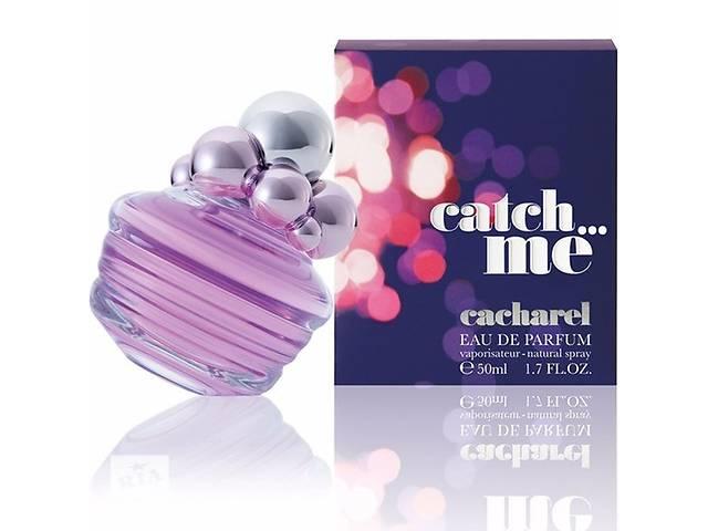 продам АКЦИЯ Catch...Me Cacharel для женщин ( 50 мл ) бу в Днепре (Днепропетровске)