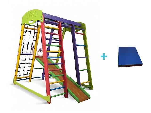 бу Акция! Детский спортивный уголок, игровой спорткомплекс Sport Kroha maxi + подарок! в Черкассах