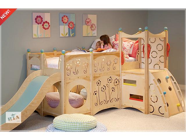 продам Акция! Эксклюзивная двухъярусная деревьянная кровать по оптовой цене бу в Киеве