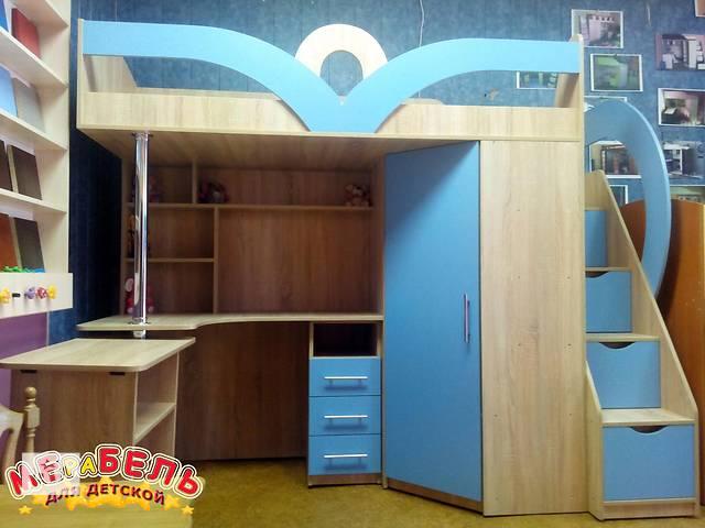 Кровать-чердак (кл6-4) Merabel- объявление о продаже  в Харькове