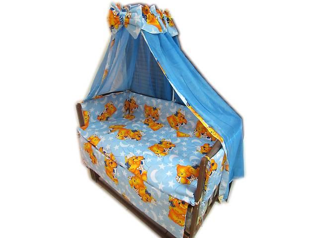купить бу  Акция! Постельный набор в кроватку от производителя! Качество! Новый! в Харькове