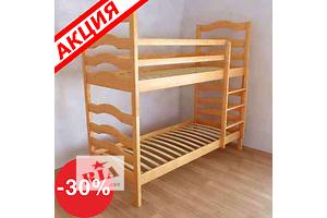 Новые Двухъярусные детские кровати Golden Baby