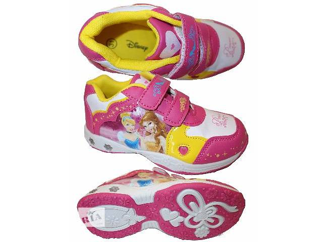 бу Акція!Всього! Кросівки Disney, для дачі, для хлопчиків і дівчаток. в Киеве