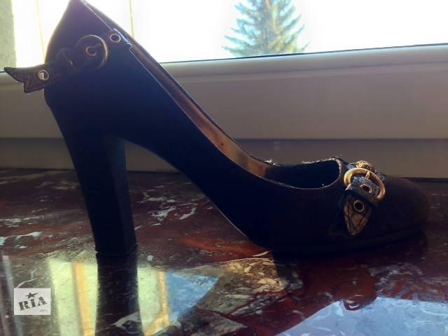 продам Акция! Итальянские туфли Ripa из натуральной замши  бу в Харькове