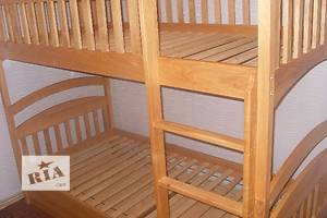 Двухъярусная детская кровать-трансформер Карина.