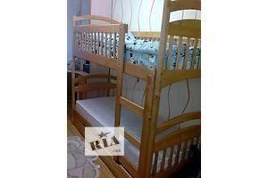 Акция! Двухъярусная кровать Карина с2 ортопедическими матрасами ящики для игрушек в подарок !