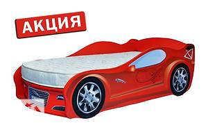 АКЦИЯ!  Кровати машины Ягуар, Полиция, Жук . Кроватки есть в наличии.