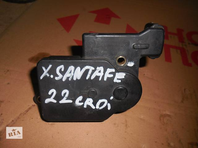 Актуатор печки для Hyundai Santa FE, 2.2crdi, 2009, 28381-27450- объявление о продаже  в Львове