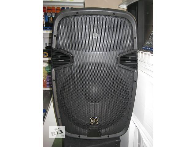 продам активная акустическая колонка 15 дюймов 350 ватт новая бу в Одессе