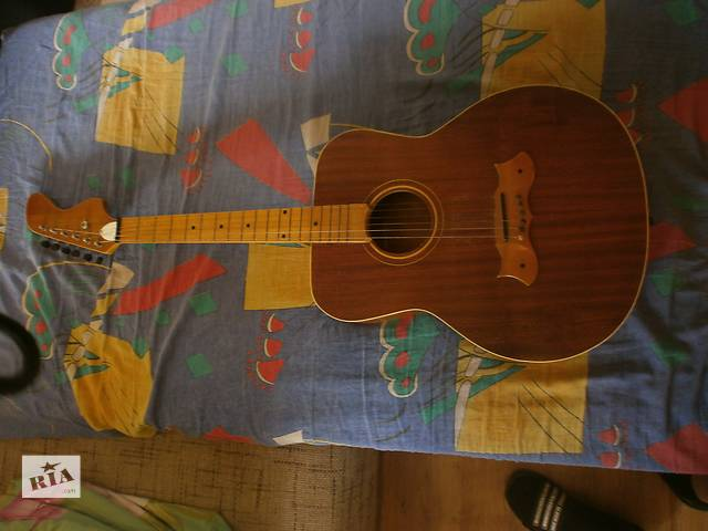 купить бу Акустическая гитара Орфей в Днепре (Днепропетровске)