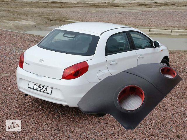 Акустическая полка для заз Форза ливтбек будет приятным добавлением к интерьеру Вашего авто.- объявление о продаже  в Запорожье