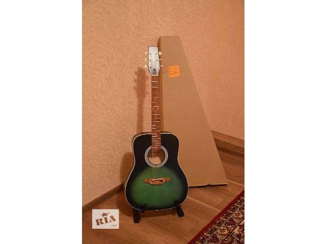 бу Акустическая гитара TREMBITA Eagle E-2+Чехол в Подарок в Киеве