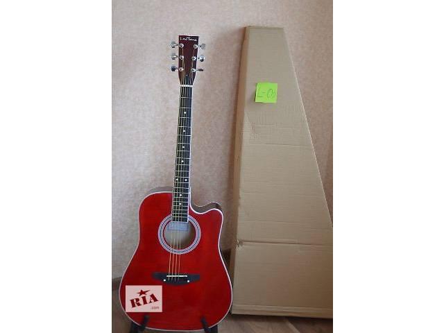 купить бу Акустическая гитара Trembita L-03 Доставка по Украине+Чехол в Киеве