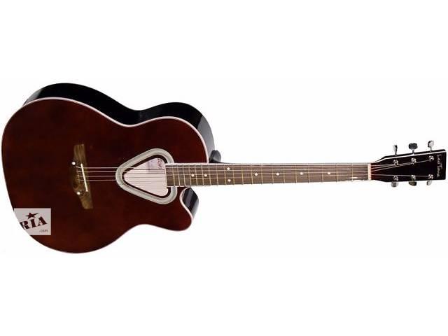 Акустическая гитара Trembita Leoton L-18+Чехол в Подарок- объявление о продаже  в Киеве