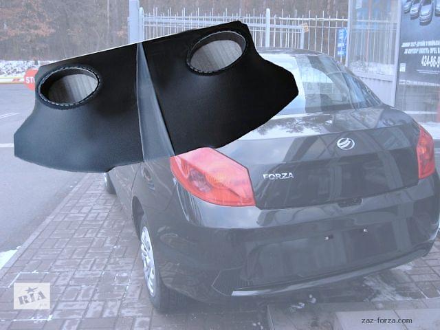 Акустическая полка для заз Форза будет приятным добавлением к интерьеру Вашего авто.- объявление о продаже  в Львове