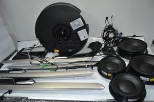 б/в Радио и аудиооборудование/динамики