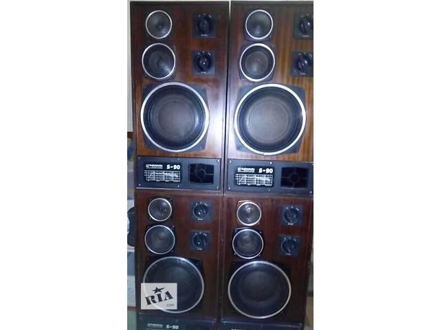 акустика Radiotehnika S-90 4шт в отличном состоянии ...- объявление о продаже  в Киеве