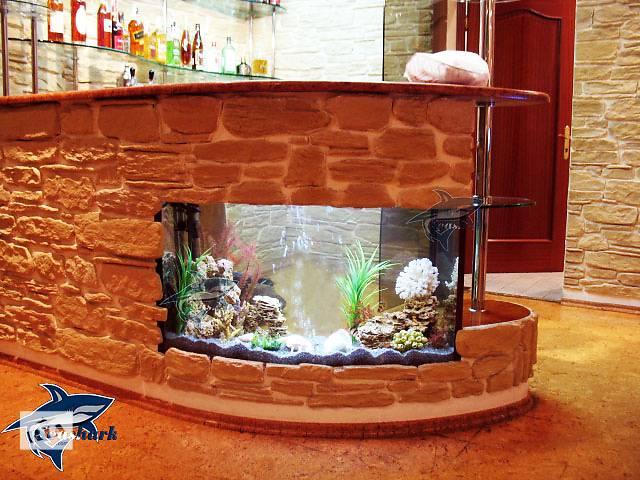 продам аквариумы морские и пресноводные бу в Киевской области