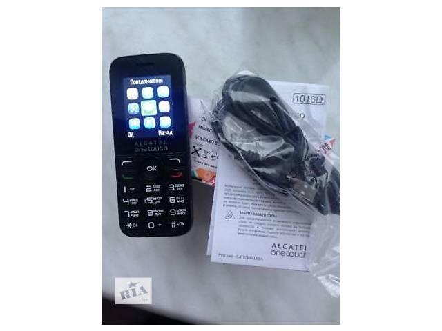 Alcatel 1016D- объявление о продаже  в Тернополе