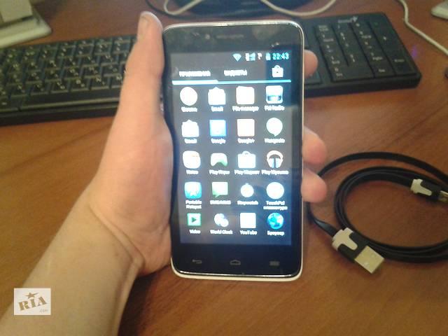 продам Alcatel D920 (две сим) Android 4.1 бу в Кропивницком (Кировограде)