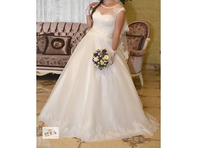 Свадебное платье продам николаев