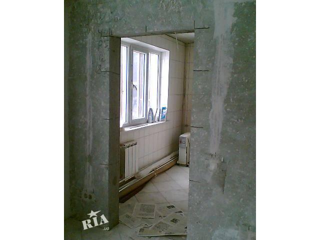 купить бу Алмазная резка без пыли, сверление. в Харькове