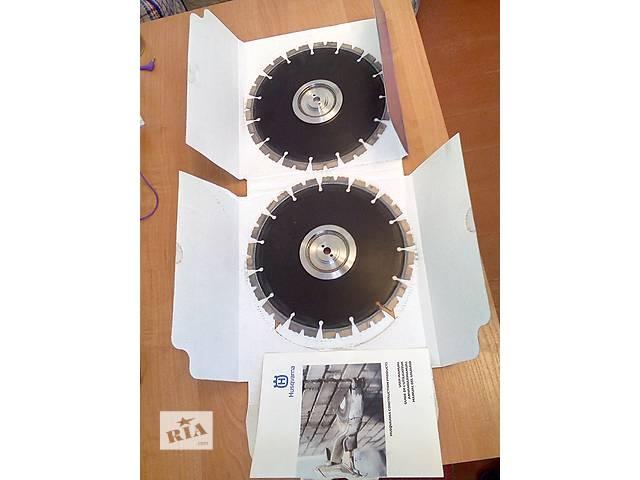 купить бу Алмазный диск EL 10 CnB для Husqvarna  Cut-n-Brake Оригинал в Херсоне