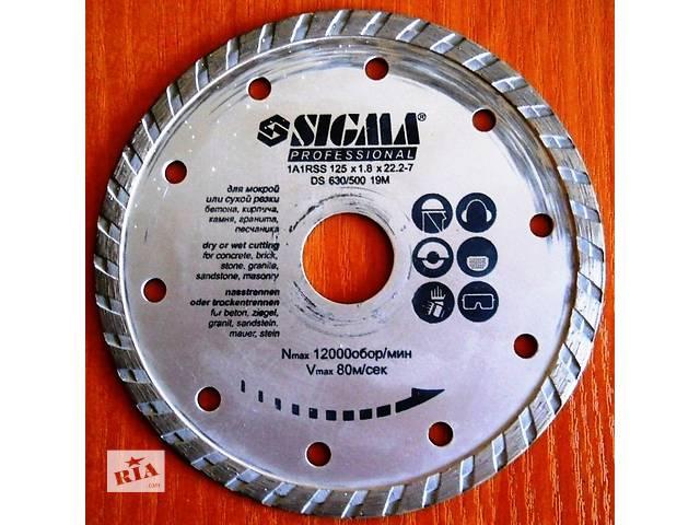 продам Алмазный круг б/у для резки бетона. бу в Николаеве