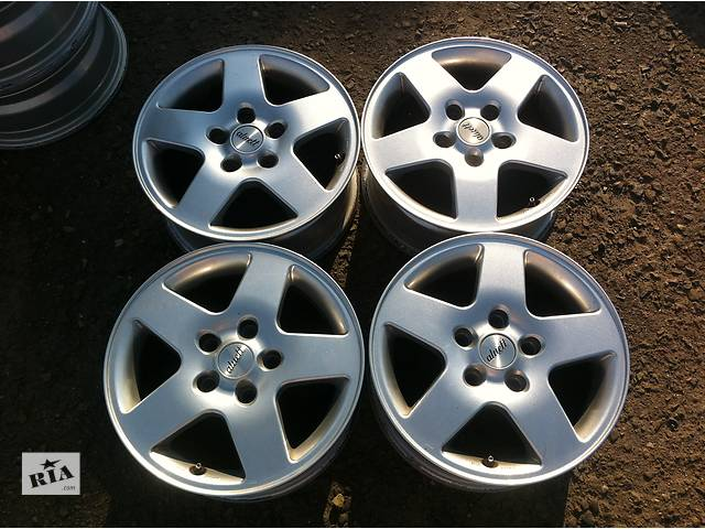 продам ALUETT r15 5x114,3 Renault, Hyundai, Kia, Mitsubishi, Toyota, Honda, Mazda бу в Львове
