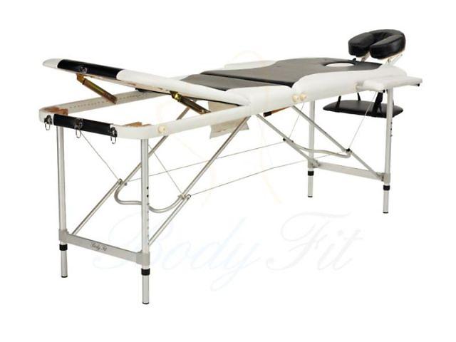 бу Алюминиевый 3-х сегментный стол для массажа в Киеве