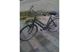 б/у Городские велосипеды Gazelle