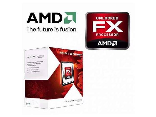 бу AMD FX-6300 3.5GHz sAM3+ BOX в Энергодаре