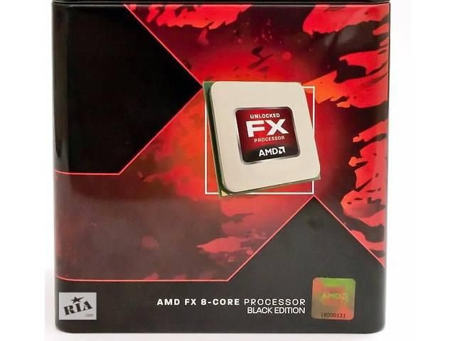 бу  AMD FX-8120 3.1GHZ/8MB/5.2GTS AM3+ BOX в Энергодаре
