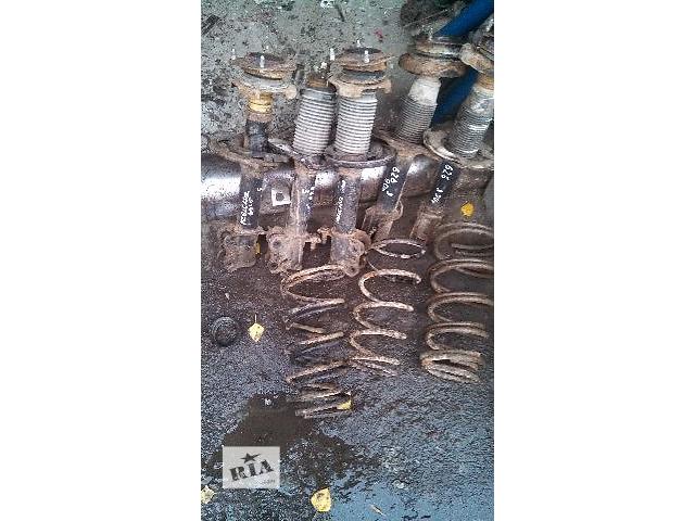 продам амортизатор задний пружина для легкового авто Mazda 626 1990 мазда бу в Ровно