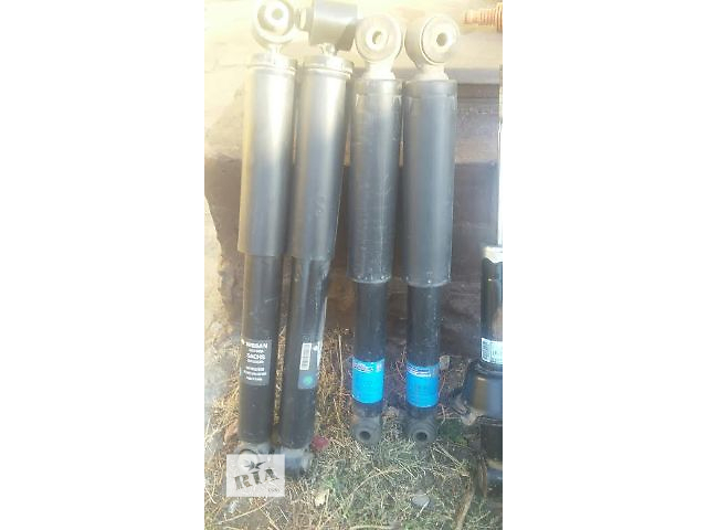 продам амортизаторы рычаги тяги пружины  подвески для  Opel Vectra C бу в Киеве