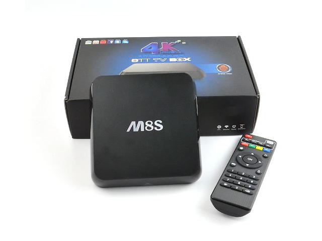 купить бу Android приставка M8S Amlogic S812 2GB ОЗУ с бесплатной настройкой!!! в Одессе