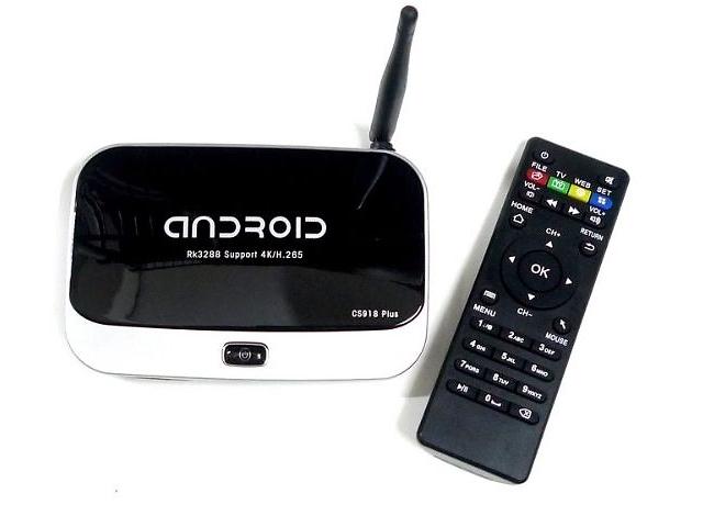 Android TV приставка СS918+ в наличии в Украине- объявление о продаже  в Одессе